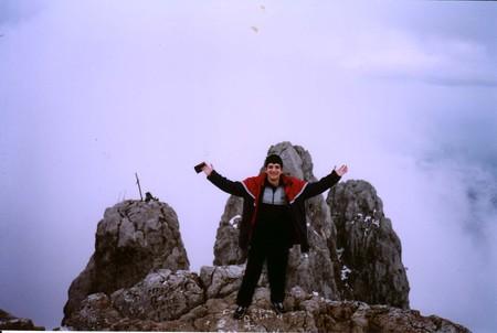 Ай-Петри зимой. Рискованный спуск — фото 3