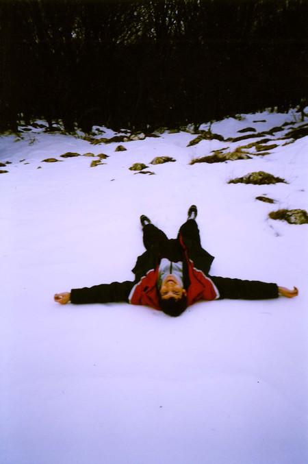 Ай-Петри зимой. Рискованный спуск — фото 7