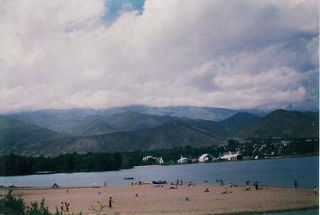 Озеро Иссык-Куль — фото 4