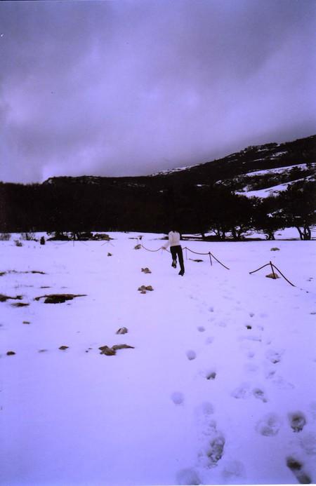 Ай-Петри зимой. Рискованный спуск — фото 2