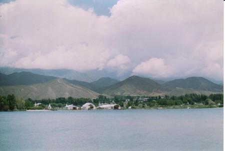 Озеро Иссык-Куль — фото 1