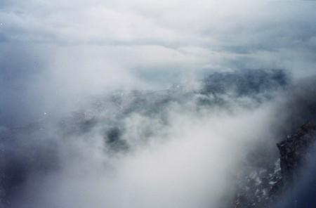 Ай-Петри зимой. Рискованный спуск — фото 4