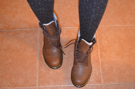 Ботинки Dr.Martens - вошли в историю мировой моды — фото 10