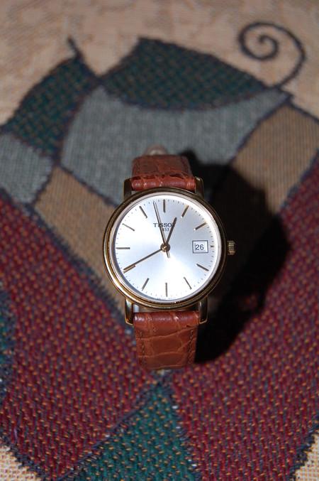 Мои любимые часы Tissot