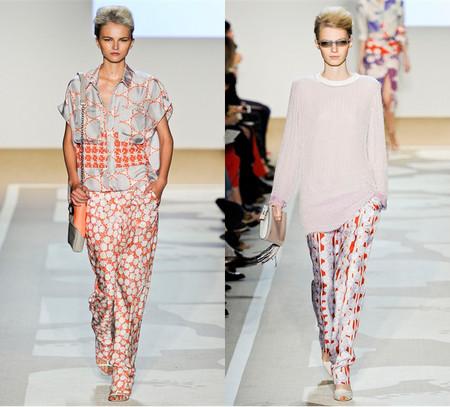 Городской пижамный стиль