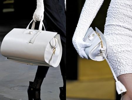 Прямоугольная сумка-раковина от Alexander Wang