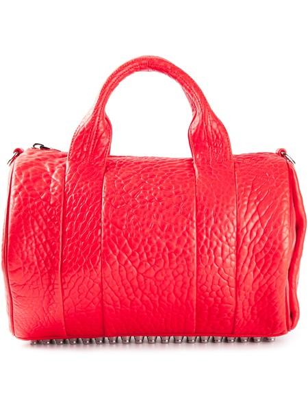 Яркая сумка от Alexander Wang