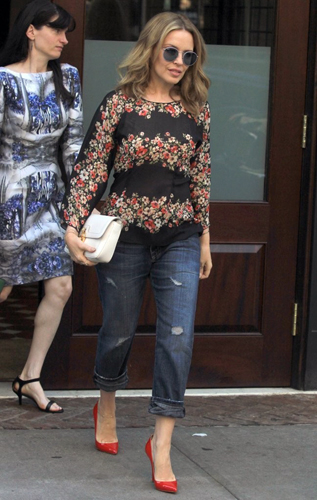 Dolce&Gabbana и их цветочные платья — фото 5