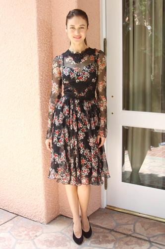 Dolce&Gabbana и их цветочные платья — фото 4
