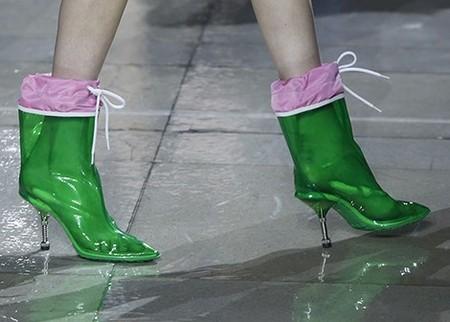 Кроссовки на каблуках. Забавно и модно — фото 5