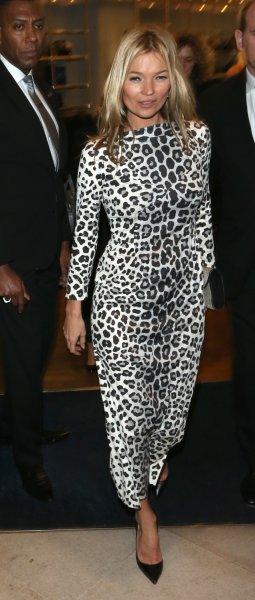 Как носить леопард? — фото 7