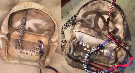 Звезды в восторге от рюкзака Chanel — фото 3