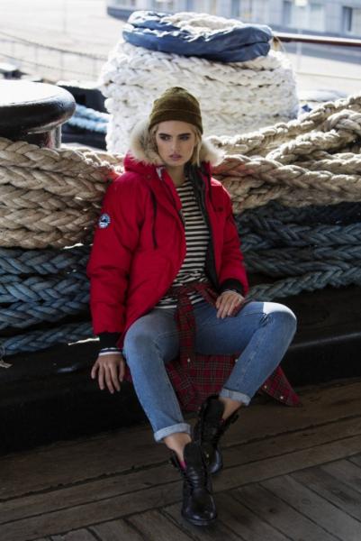 Лучший выбор! Куртки и парки Arctic Explorer — фото 4