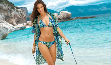 Морской сезон: купальники 2014 — фото 1
