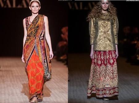 Недешевые платья от дизайнера из Болливуда — фото 1
