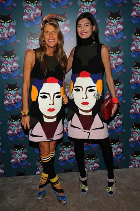 Необычные платья от Prada — фото 1