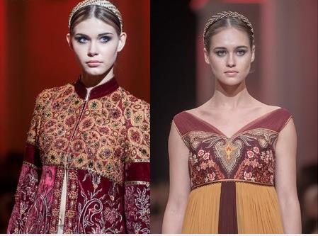 Недешевые платья от дизайнера из Болливуда — фото 5