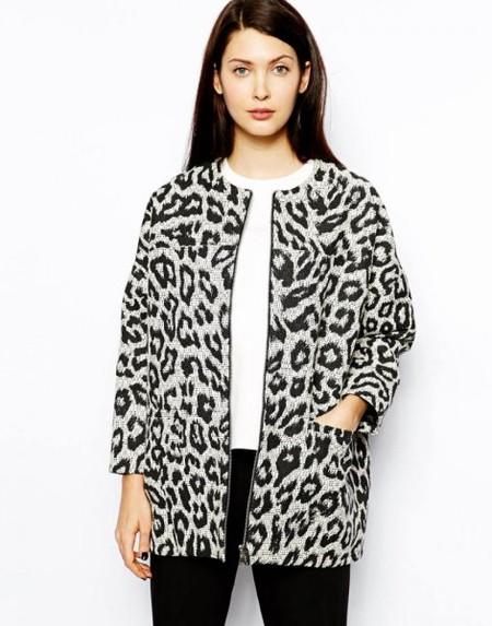 Как носить леопард? — фото 13