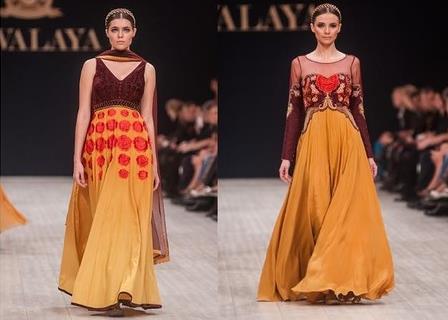 Недешевые платья от дизайнера из Болливуда — фото 2