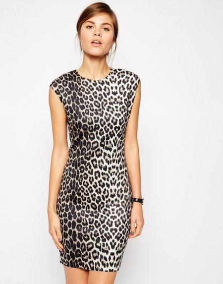 Как носить леопард? — фото 10
