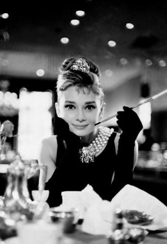 Стиль Одри Хепберн — фото 1