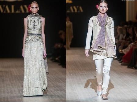 Недешевые платья от дизайнера из Болливуда — фото 3