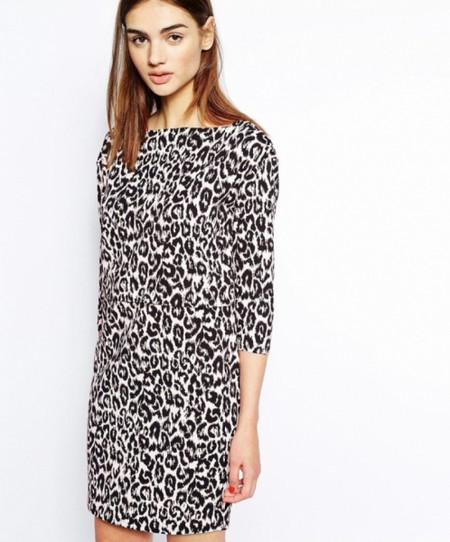 Как носить леопард? — фото 14