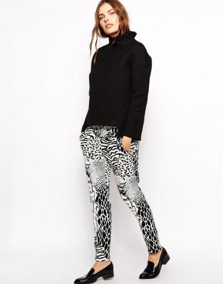 Как носить леопард? — фото 8