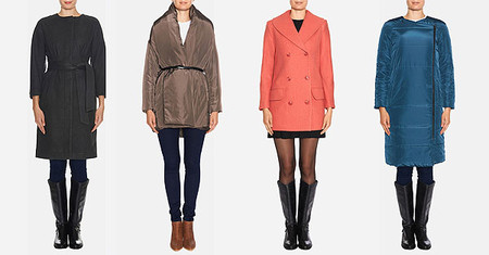 Пальто Yudashkin Jeans, Cyrile Gassiline, пальто Cyrile Gassiline, пальто Gassilin