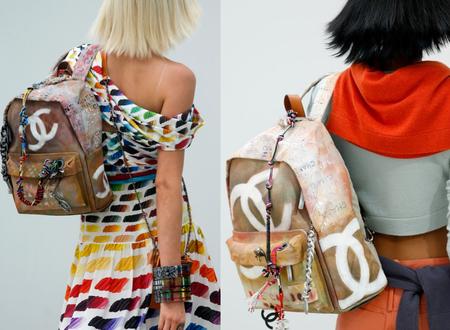 Звезды в восторге от рюкзака Chanel — фото 4