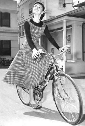 Стиль Одри Хепберн — фото 8