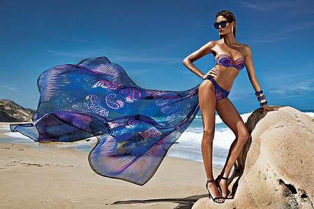 Морской сезон: купальники 2014 — фото 8