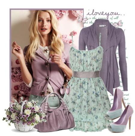 Модные принты в одежде весной 2014! — фото 3