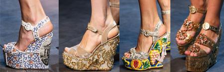 Модная летняя обувь - безумный дизайн и буйство красок! — фото 7