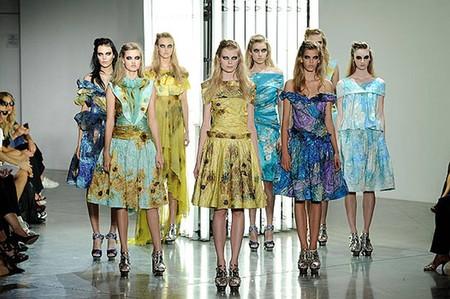 Принты Ван Гога на одежде