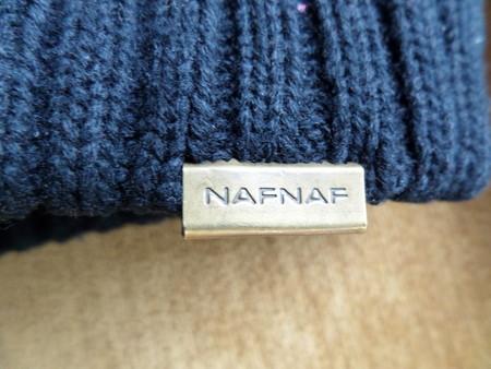 Курточка Naf Naf: уступка спортивному стилю для романтичной барышни — фото 6