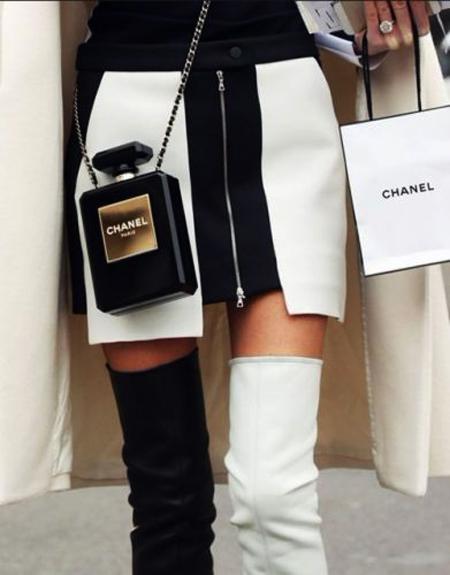Покорившие подиумы: инновационные аксессуары от Chanel 2014 — фото 5