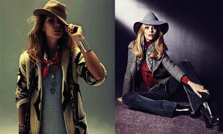 … и не только верхней — фетровая шляпа придает изысканность даже джинсам или вязаному кардигану...