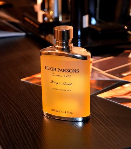 HUGH PARSONS OLD ENGLAND KING'S ROAD парфюмерная вода для мужчин. — фото 2
