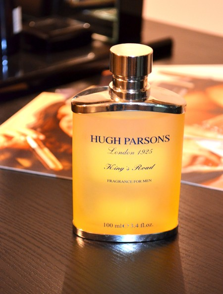 HUGH PARSONS OLD ENGLAND KING'S ROAD парфюмерная вода для мужчин. — фото 1
