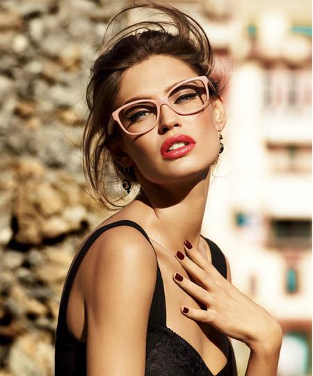 Макияж для тех, кто носит очки: за стеклом. — фото 1
