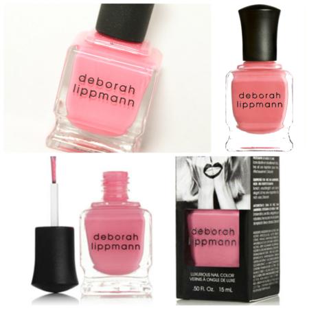 Розовый маникюр-класcика моды — фото 1