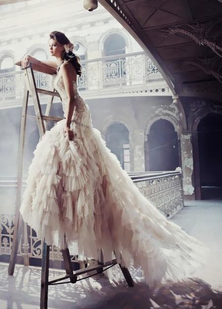 Как правильно выбрать свадебное платье — фото 1