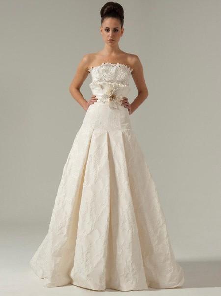 Как правильно выбрать свадебное платье — фото 5