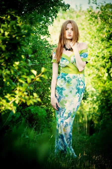 Весна - время романтики и зеленого цвета. Что же надеть? — фото 7