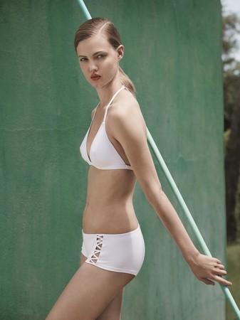 Коллекция купальников ERES лето 2014 в спортивном стиле. — фото 3