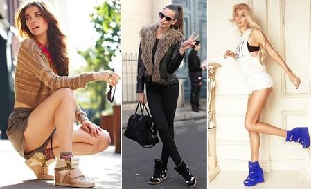 """Мода на обувь """"Сникерсы"""". Какие они бывают и с какой одеждой их носят? — фото 8"""