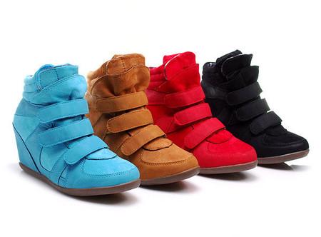 """Мода на обувь """"Сникерсы"""". Какие они бывают и с какой одеждой их носят? — фото 1"""