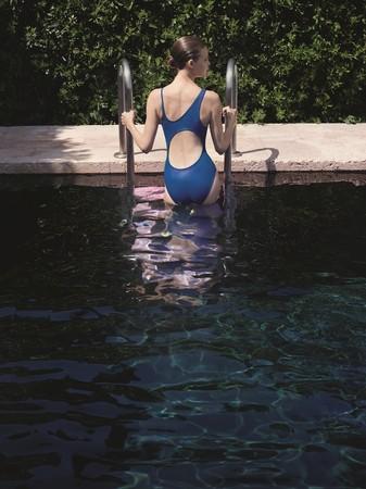 Коллекция купальников ERES лето 2014 в спортивном стиле. — фото 5