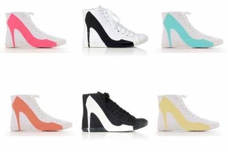 """Мода на обувь """"Сникерсы"""". Какие они бывают и с какой одеждой их носят? — фото 5"""